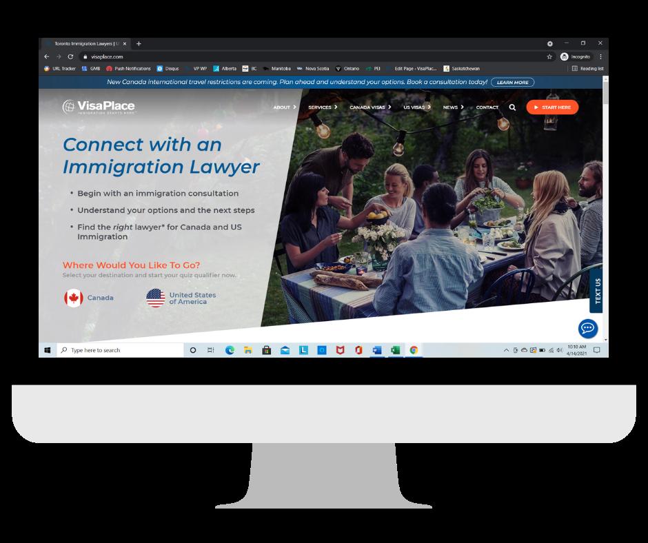 Legal Digital Marketing Ottawa